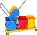 Triple Mopping Bucket TMB