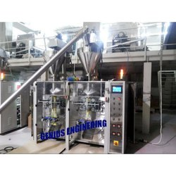 Double Track Collar Type Form Fill Machine