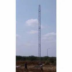 CCTV Camera Tower