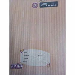 Saha Small Notebook, Size: 14x18cm