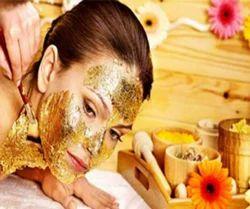 Gold Facial Service