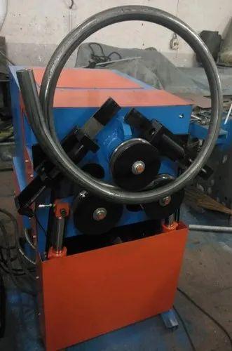 3 Roller Pipe Bending Machine