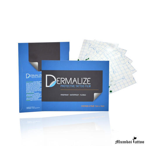 Dermalize Pro Protective Tattoo Film Small (1mtr)
