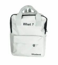 White Kids Bag