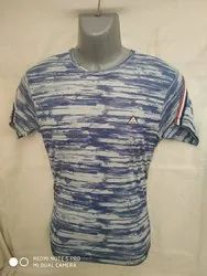 Dry Fir Sports T-Shirt For Mens, Age Group: 15-60
