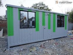 Portable Cabin for Construction Sites
