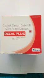 Calcium Deficiancy Soft Gel Cap