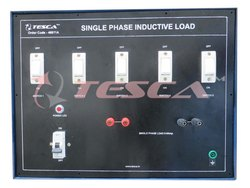 Single Phase Inductive Load 8.5 Amp Trainer