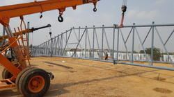 Tubular Trusses Pre Engineered Tubular Structures Arch Shaped Tubular Structures
