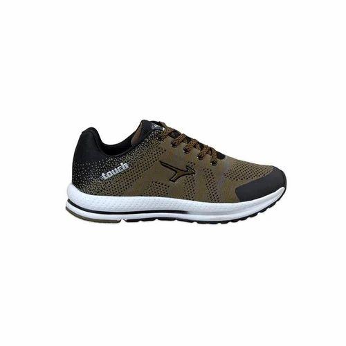 Men Touch F-008 A1 Olive Black Shoes