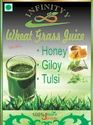 Wheat Grass Giloy with Tulsi Juice