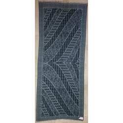 Acrylic/Viscose Jacquard Shawls