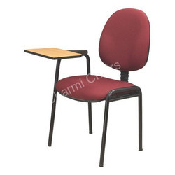 Non Foldable Writing Pad Chair