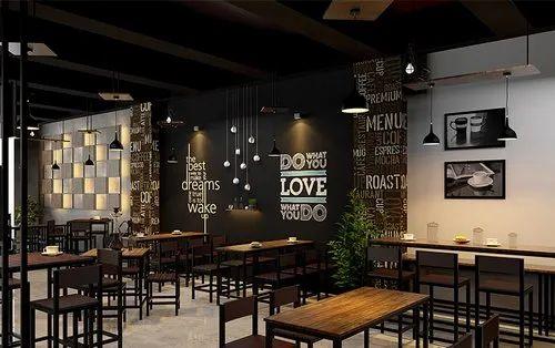 Cafe Interior Design, Pub & Bar Interior, Kolkata
