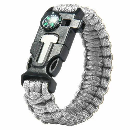 Paracord Whistle Bracelet