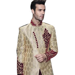 Western Wedding Sherwani