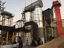 Fluidized Thermal Oil Heaters