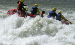 Kali Sharda River Rafting Expedition