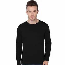 Mens Plain Cotton T Shirt