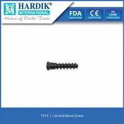 Cervical Bone Screw