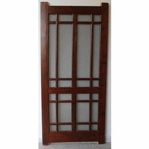 Net Door Home Jali Vale Doors Manufacturer From Kurukshetra