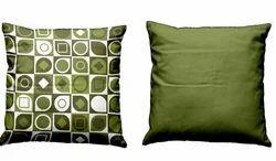 Cotton Print Cushion Cover