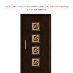 Wooden Decorative Front House Door