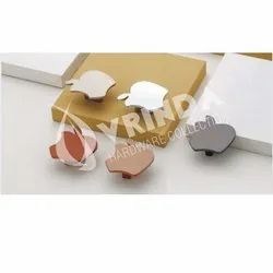 305 Apple Stainless Steel Cabinet Knob