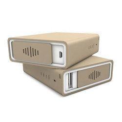 Portronics Golden Cube 5200mAh Power Bank