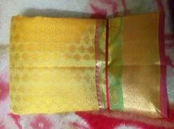 Emboss Multi Silk Saree