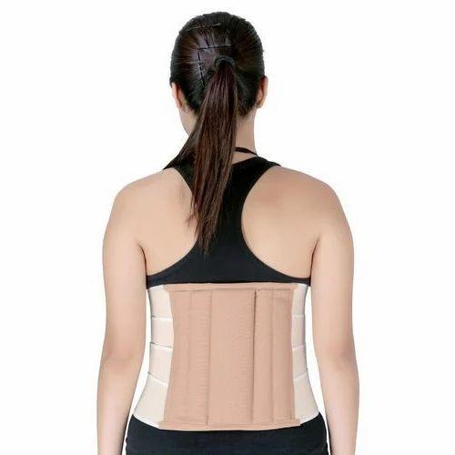 Sacro Lumbar Belt, Size: Small, Medium, Large, Rs 250 /piece | ID ...