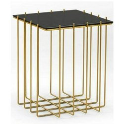 Designer Handicrafts Iron Designer Metal Table, for Restaurant