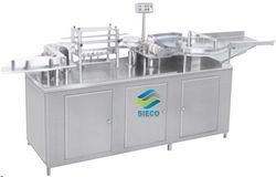 Air Jet Bottle Cleaning Machine