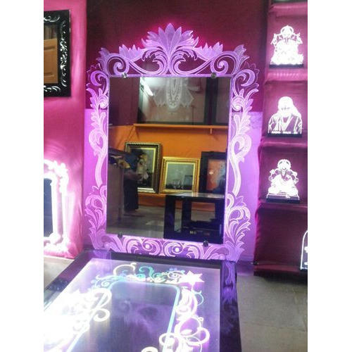 Acrylic Designer Mirror