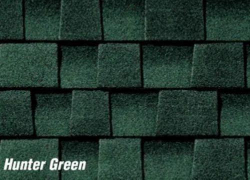 Hunter Green Shingles Roofing Shingles – Hunter Green Roof Shingles