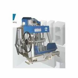 Hydraulic Operated Semi Automatic Laying Type Concrete Block Making Machine