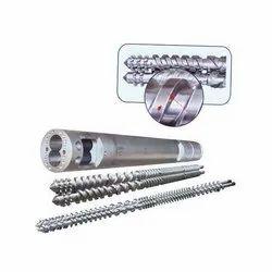 Bimetallic Single Screw