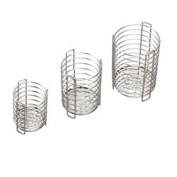 Stainless Steel Round Spoon Stand