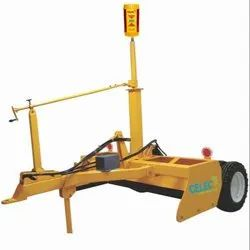 Laser Guided Land Leveler