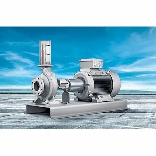 Automatic Steel KSB Centrifugal Pump, Model No.: Etanorm SYT, Electric