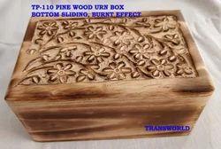 Wood Pet Urns