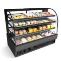 Stainless Steel Pastry Display Counter, Warranty: 1 Year
