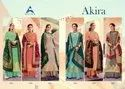 Alisa Akira Silk Salwar Kameez Catalog Collection