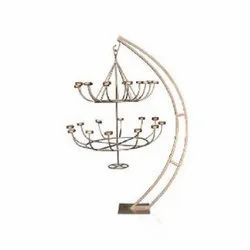 24 T Light Candle Stand