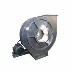 Duct Fan Gray Mild Steel Induced Draft Fan, for Industrial