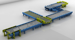 Pallet Transfer Conveyors