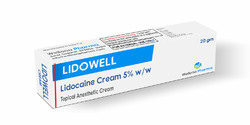 Lidocaine Gel