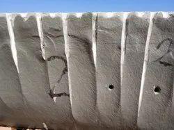 Grey Quartzite Blocks, For Flooring