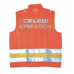 Celebi High Visibility Reflective Jackets