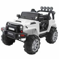 Baybee Rover Axle Rechargeable Battery Operated Ride on Jeep
